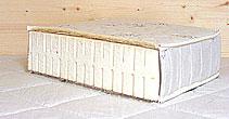 stapelbetten pippo und pippino aus erlenholz m belschmiede. Black Bedroom Furniture Sets. Home Design Ideas