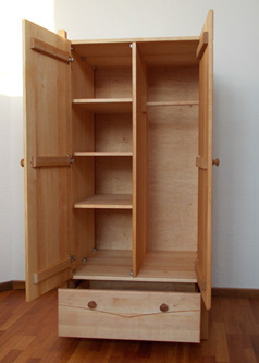 kinderzimmer alina betten kommode schrank m belschmiede. Black Bedroom Furniture Sets. Home Design Ideas