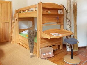Kinderzimmer Naturholz | Kinderzimmer Naturmobel Massive Bio Erle Mobelschmiede