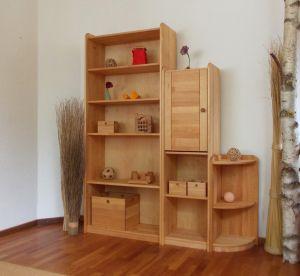 die m belschmiede naturm bel regale. Black Bedroom Furniture Sets. Home Design Ideas
