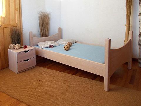 Die Möbelschmiede - Naturmöbel - Kinderzimmer Rosina - Ökomöbel ...