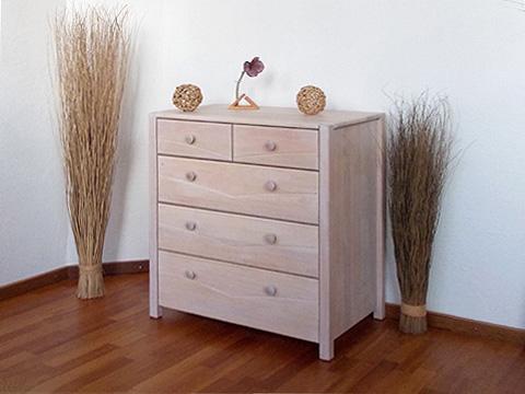naturm bel kinderzimmer rosina aus massiver erle. Black Bedroom Furniture Sets. Home Design Ideas
